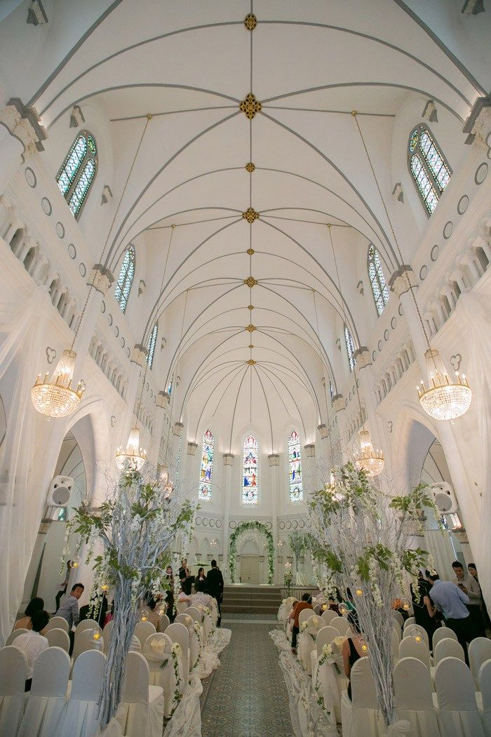 20 Stunning Cathedrals And Chapels In Asia Wedding altar