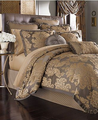 CLOSEOUT! J Queen New York Melbourne Comforter Sets & Reviews - Bedding Collections - Bed & Bath - Macy's