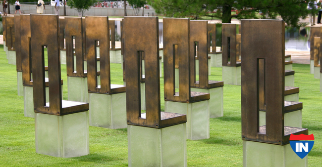 Join Us in Honoring the Oklahoma City Bombing Victims