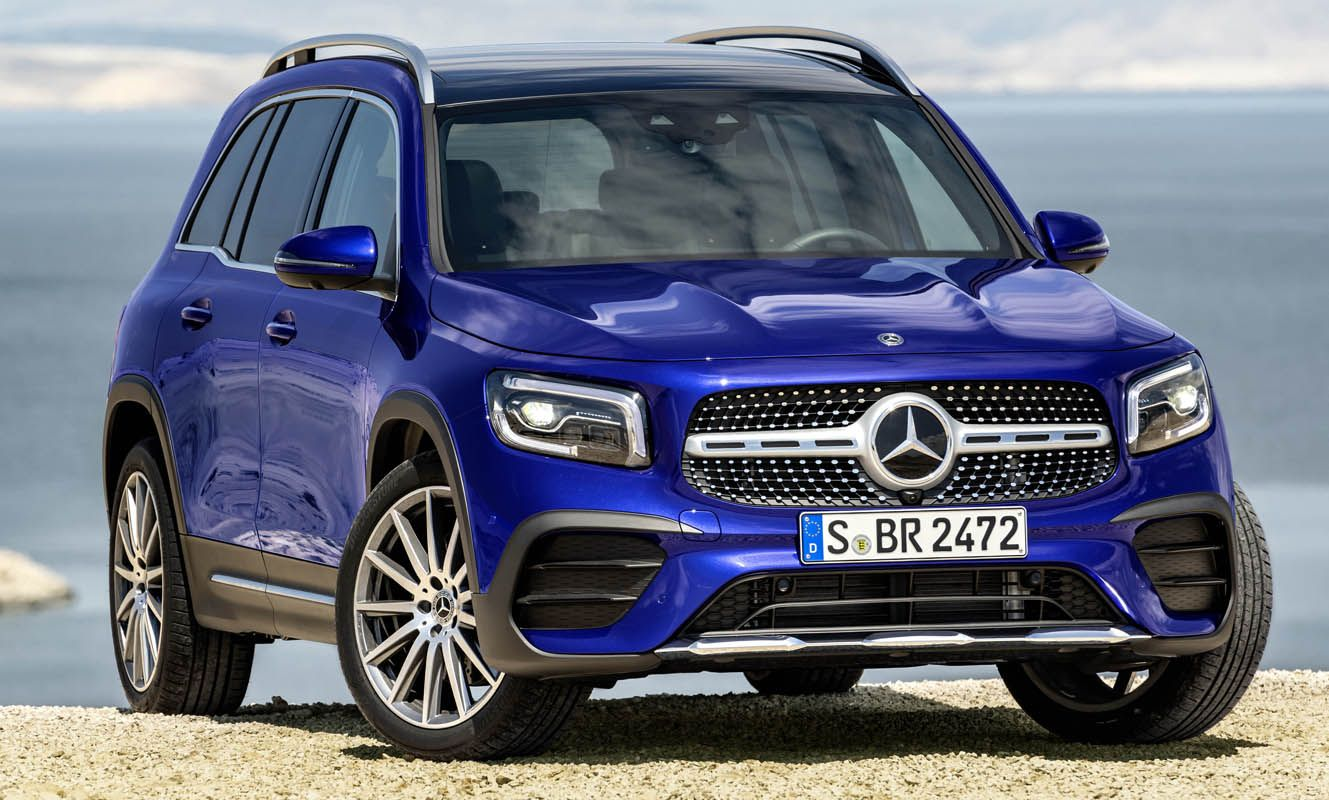 مرسيدس بنز جي أل بي 2020 الجديدة كليا سيارة الدفع الرباعي الأكثر تميزا من الشركة الالمانية الفاخرة موقع ويلز Suv Mercedes Benz Mercedes