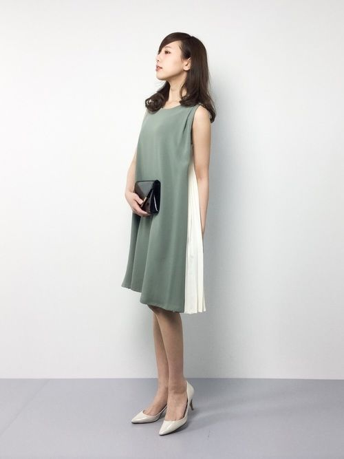 Luxe brilleのドレス「【結婚式・お呼ばれ対応・アクセサリー付き】Luxe