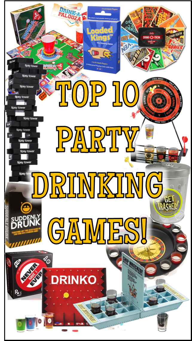 Fun drinking games for groups