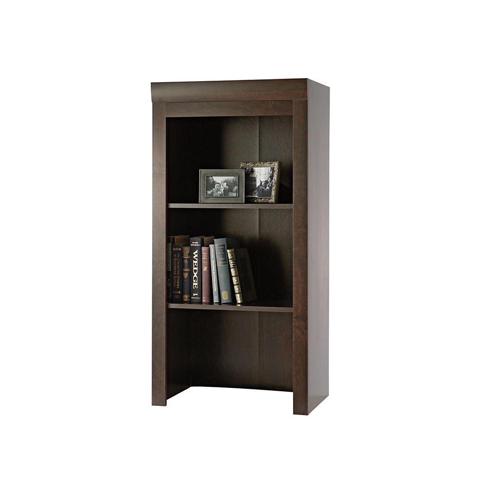Sauder Office Port Collection Library Hutch 47 1 2H X 23 1 4W