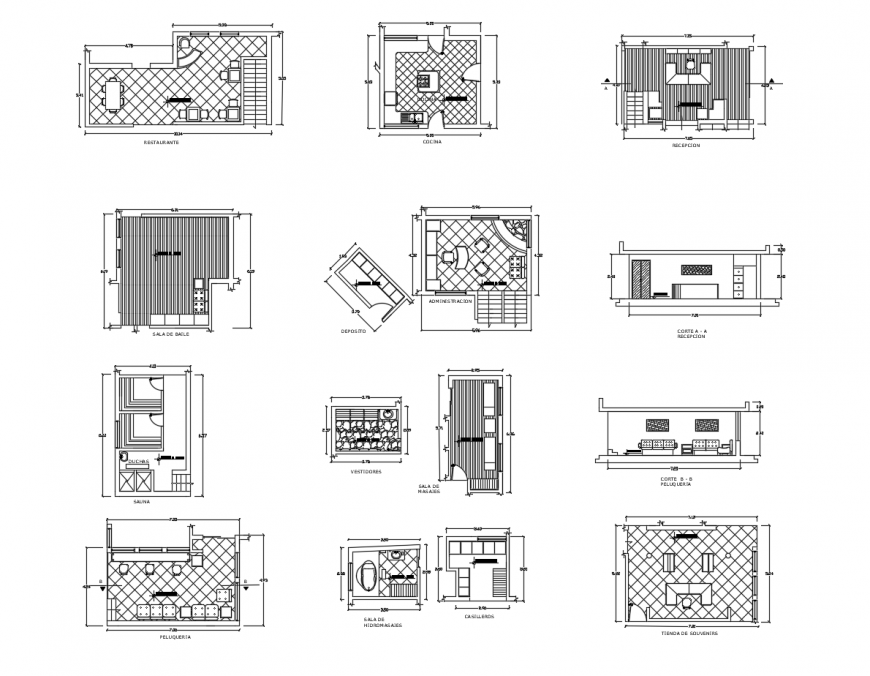 Kitchen Interior Plan And Sectional Detail 2d View Autocad File Cadbull Kitchen Interior Kitchen Construction Sectional