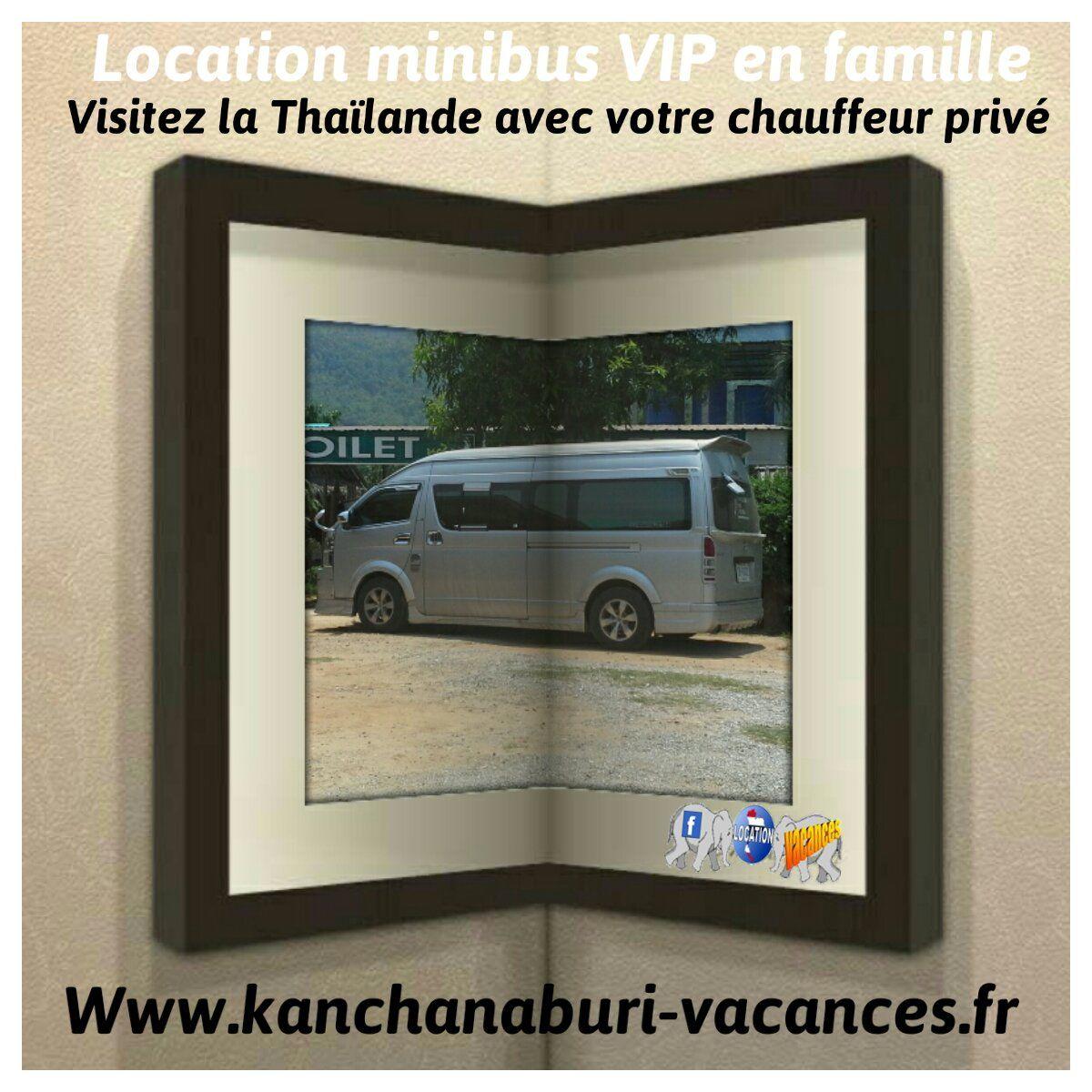 Visiter la #Thaïlande avec votre #chauffeur #privé http://www.kanchanaburi-vacances.fr/accueil.html #Bangkok #voyage #séjour #privé