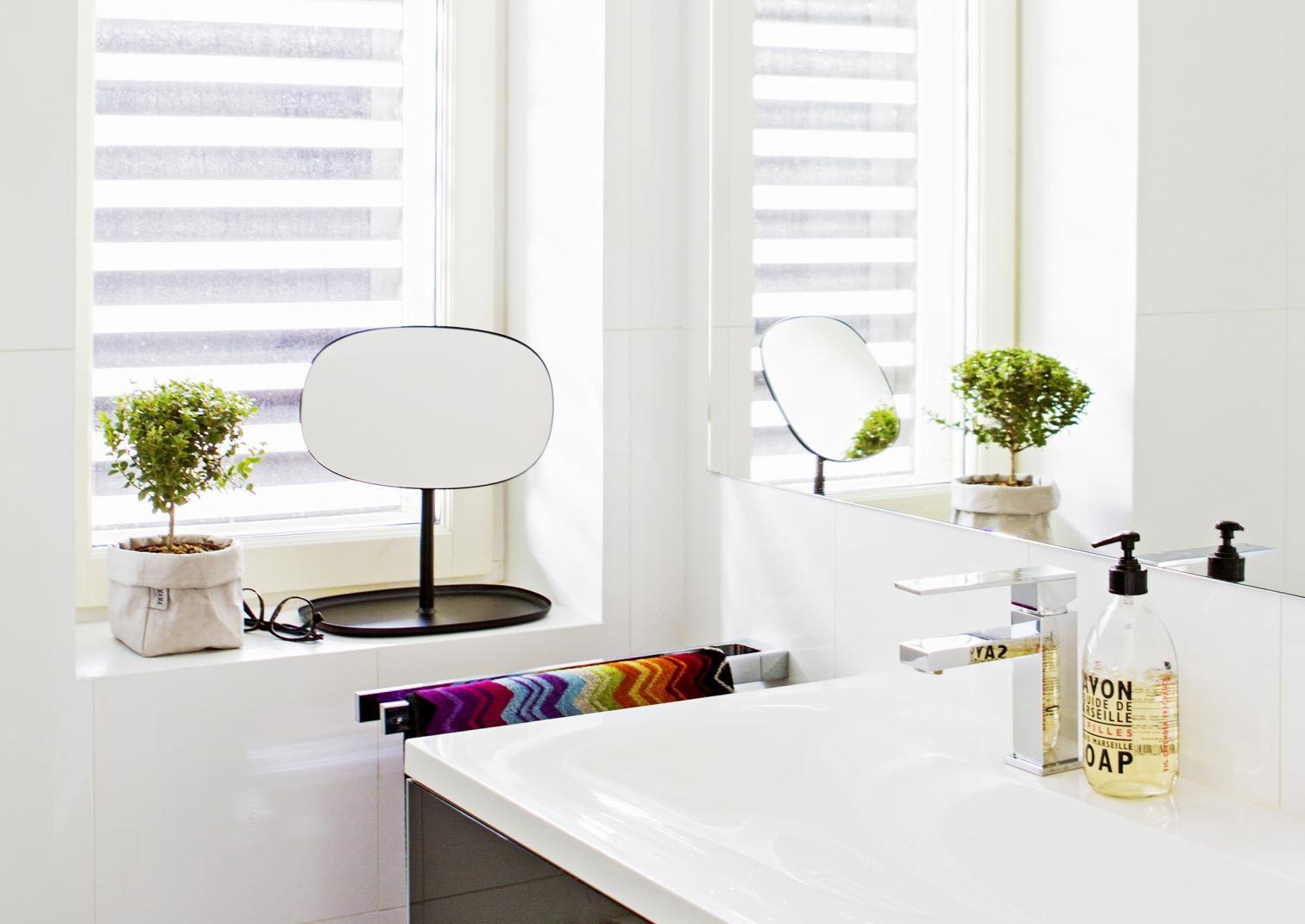 10 vinkkiä: kylpyhuoneen tavaroiden säilytys