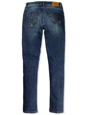 Women's Ballater Slim Jean in Indigofrom Crew Clothing