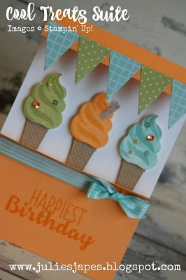Julie Kettlewell - Stampin Up UK Independent Demonstrator - Order products 24/7 - www.juliesjapes.blogspot.com #stampin#39;up!cards