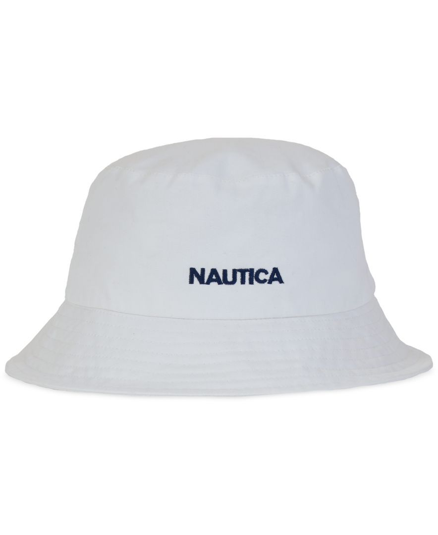 828b37a89 Nautica Men's Classic Logo Bucket Hat | Products | Pinterest | Products