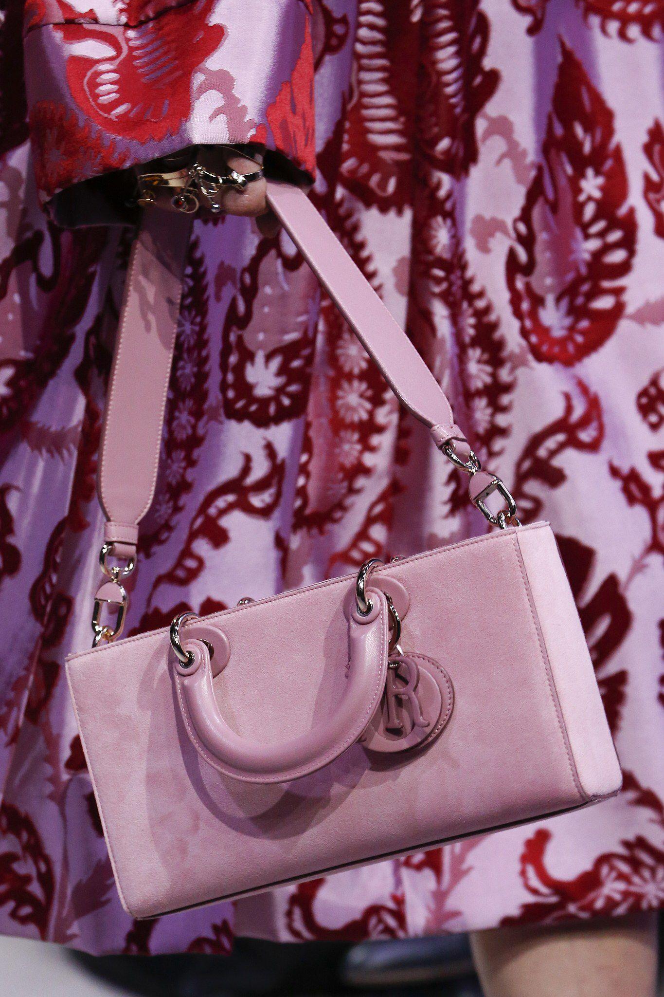Christian Dior, Pink Fall 2016