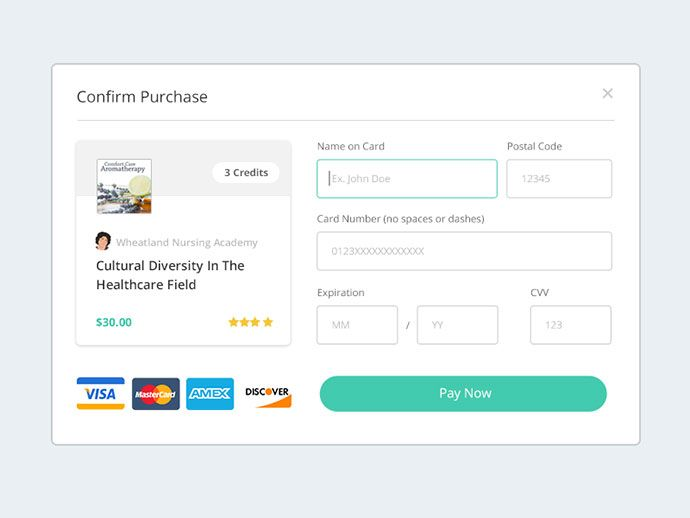 30 Stunning Web UI Form Designs Ui design, Form design and Ui ux - payment form template