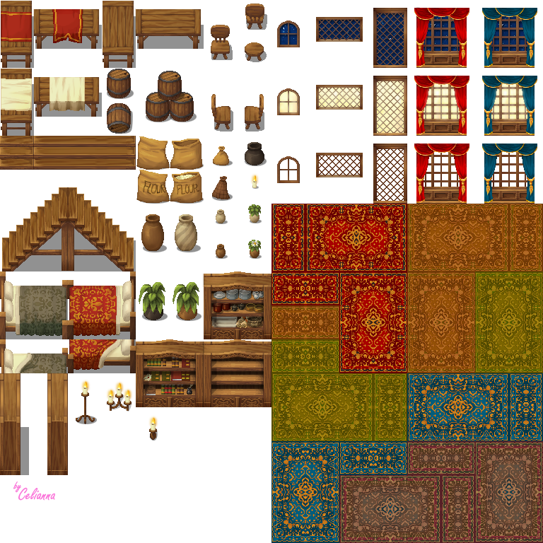 These are my tiles made for mv i try my best to keep them for Apartment 412 rpg maker