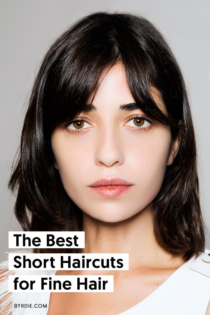 Best Hairstyles For 2017 2018 Low Maintenance Haircuts For Fine