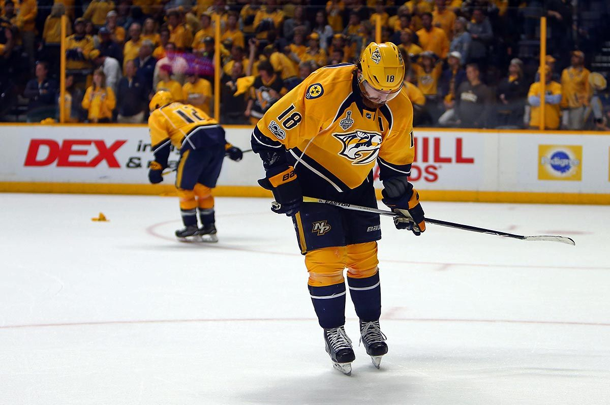 My Two Cents:  What a Wild Ride with the Nashville Predators