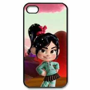 Wreck it Ralph ipod touch 4th generation case
