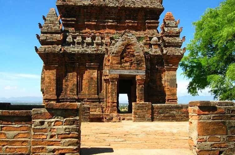 Po Klong Garai - Ninh Thuan, Vietnam