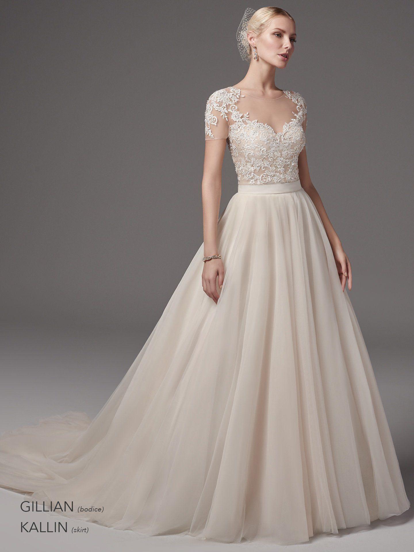 Maggie Sottero Wedding Dresses | Faldas, Trajes y Vestidos de boda