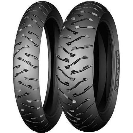 Michelin Pneu Moto Trail 120 70 19 60v Anakee 3 F Pneu Moto