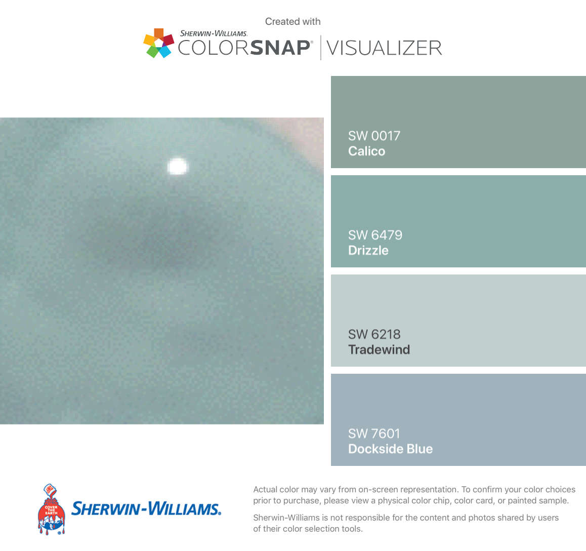 Custom Mix I Found These Colors With Colorsnap Visualizer For Iphone By Sherwin Williams Calico Sw 0017 Paint Colors For Home Exterior House Colors Color