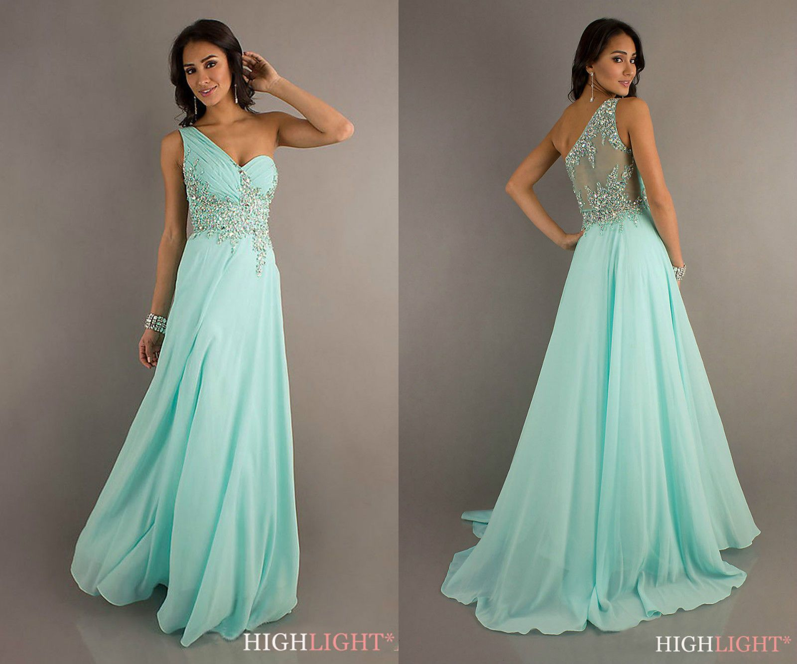 Light blue prom dress-Saw a dress exactly like this and I wanted ...
