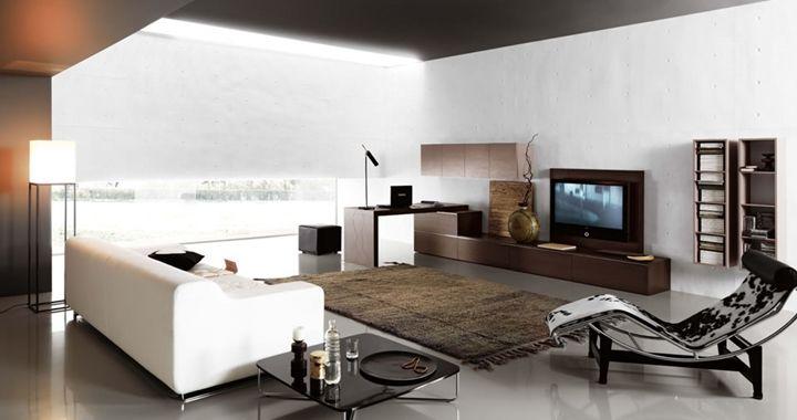 Salones minimalistas inspiraci n salones pinterest - Decoraciones salones modernos ...