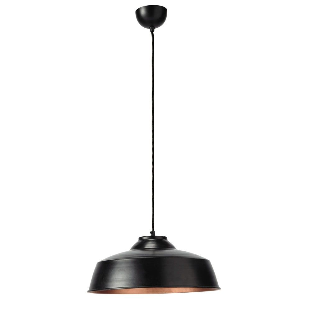 Ranarp Pendant Lamp Black 38 Cm: Light Fittings, Pendant Lamp