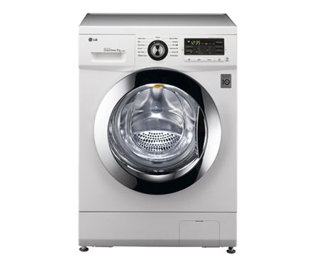 With Dd Motors 10 Years Warranty Lg F1496tda Makes It Unique Mark In Washing Machi Clothes Washing Machine Washing Machine Dryer Front Loader Washing Machine