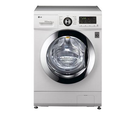 With Dd Motors 10 Years Warranty Lg F1496tda Makes It Unique Mark In Washing Machi Clothes Washing Machine Washing Machine Dryer Front Loader Washing Machine