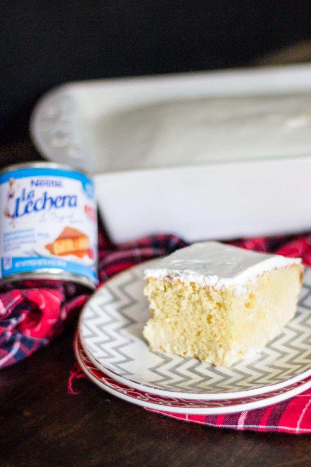 Photo of Tres Leches Cake (three milks cake)