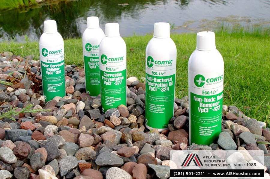 CORTEC Portable compressor, Industrial, Shampoo bottle