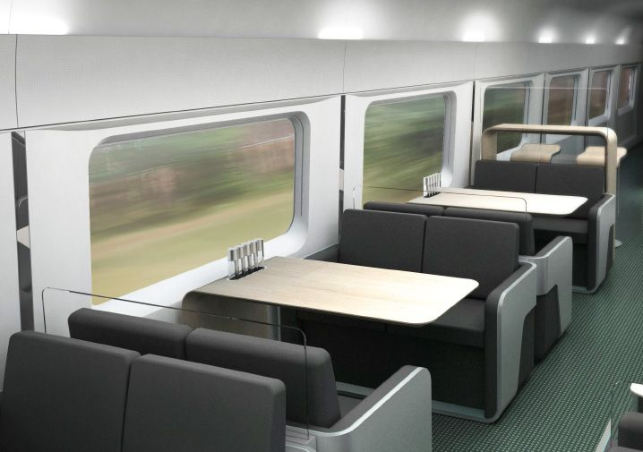 Train interior design concepts n p industrial design for Interior design gmbh