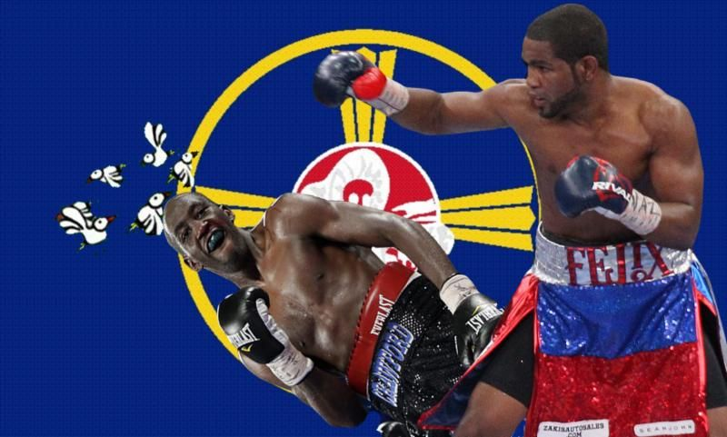 Felix Diaz To Crawford Time To Face A Real Challenge Fightbook Mma Terence Crawford Fight Felix