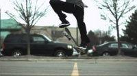 Mais uma produção da Skateology com os skatistas Bren Sungahid e Dustin Blauvelt, o movimento em slow motion traz maior facilidade para ver os movimentos que o skatista usa para mandar a manobra na base, e a manobra switch fs 360 ollie fica no estilo em slow motion.