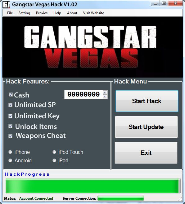 how to get to the airport in gangstar vegas