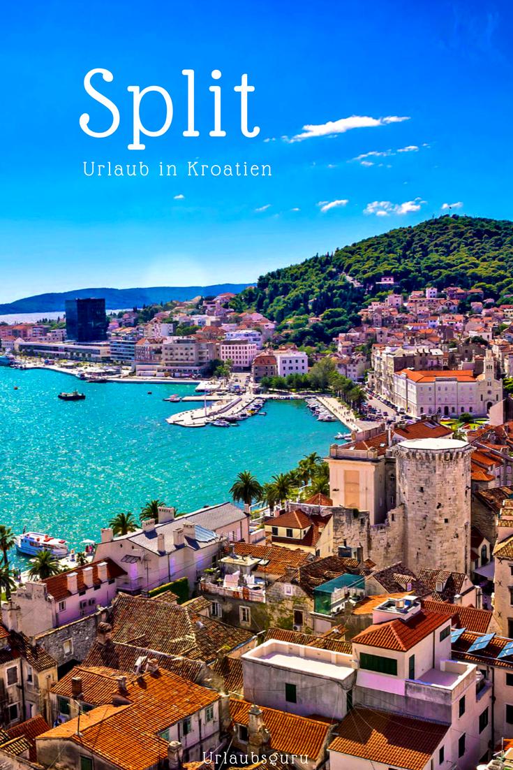 Urlaub in Kroatien und den schönsten kroatischen Inseln gehört zu den absoluten Klassikern. Heute möchte ich euch die Stadt Split vorstellen, in der ihr auf mittelalterlichen Charme gepaart mit mediterranem Feeling stoßt. #kroatien #croatia #travel #split #bucketlist #städtereise