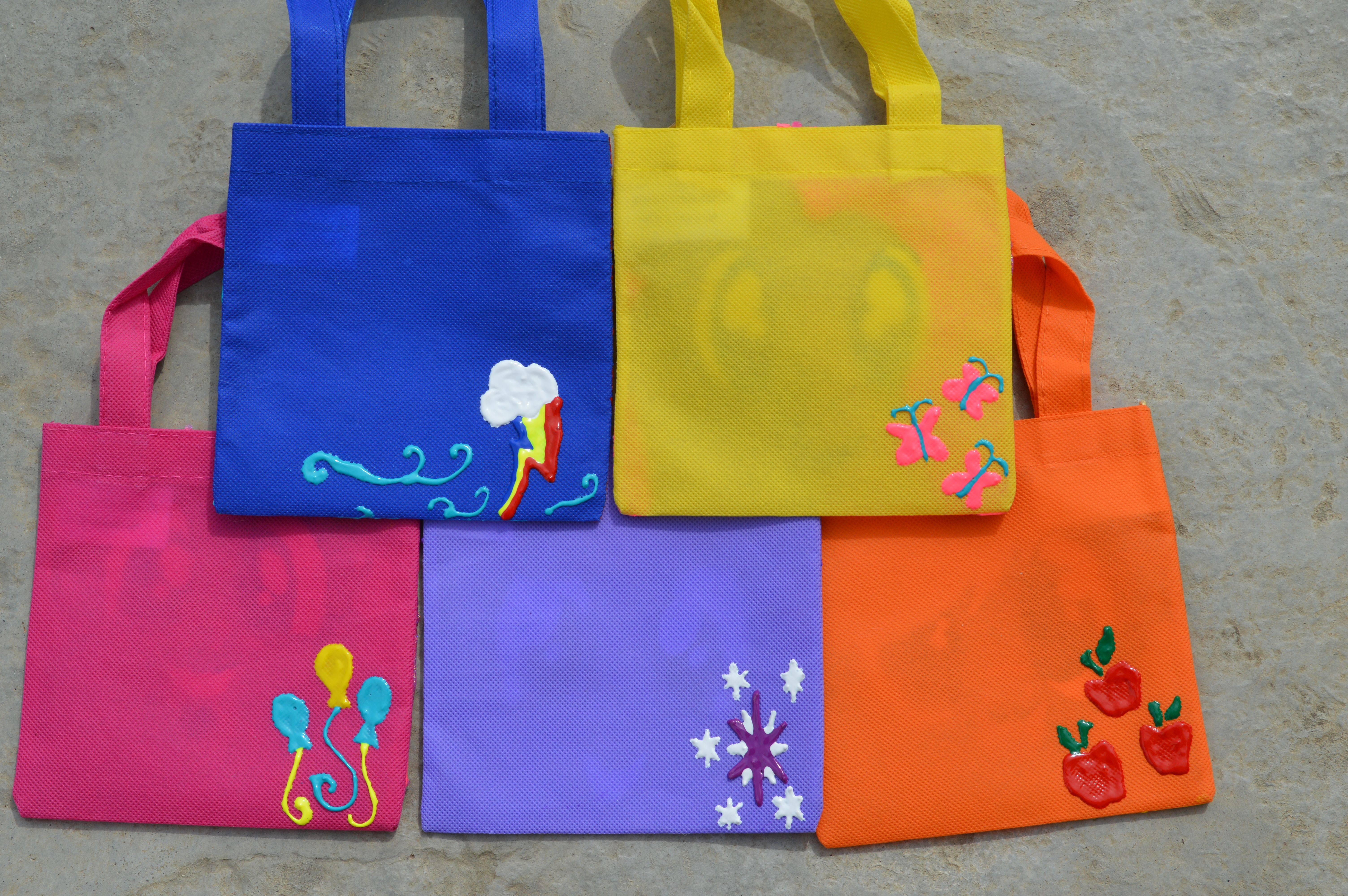 My Little Pony - Cutie Marks Birthday Party Personalized Goody Bags