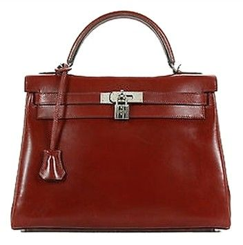 Get the trendiest Cross Body Bag of the season! The Hermes Rouge H Box  Retourne Kelly is a top 10 member favorite on Tradesy. f3efd2d38e