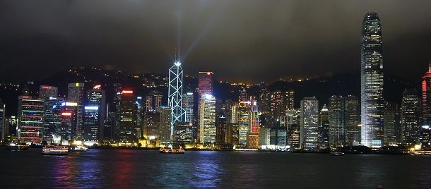 Hong Kong - Located on the southern coast of China, Hong Kong is the largest centre for IPOs (initial public offerings, when a company goes public), pulling in 22% of IPO capital in 2009.