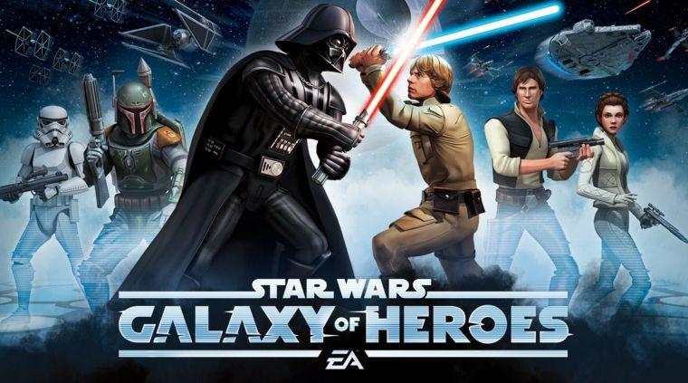 Star Wars Galaxy of Heroes cheat codes, not mod apk | Stuff