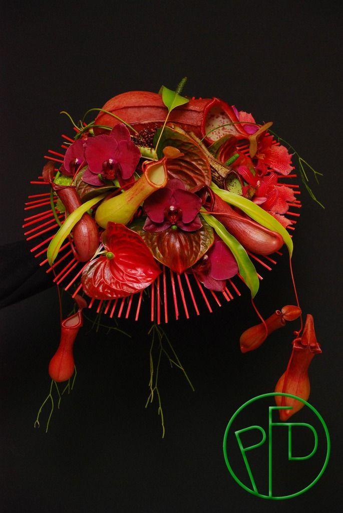 jouni seppanen design jouni sepp nen bridal bouquets pinterest bouquet exotique et travaux. Black Bedroom Furniture Sets. Home Design Ideas