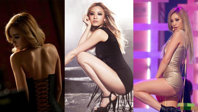 Pin On Top 10 Sexiest Kpop Female Idols In 2014