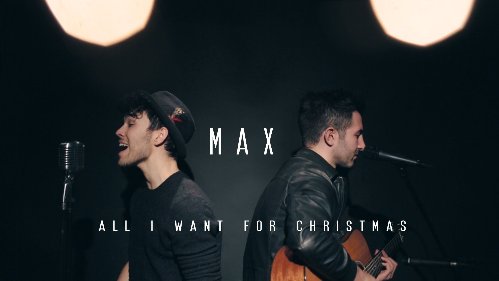 """All I Want for Christmas Is You"" - Mariah Carey  (MAX Cover)"