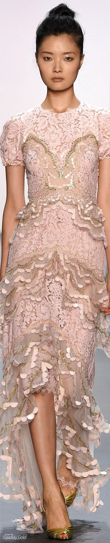 Jenny Packham Spring 2017 RTW   Lace Love ❤   Pinterest   Rosas ...
