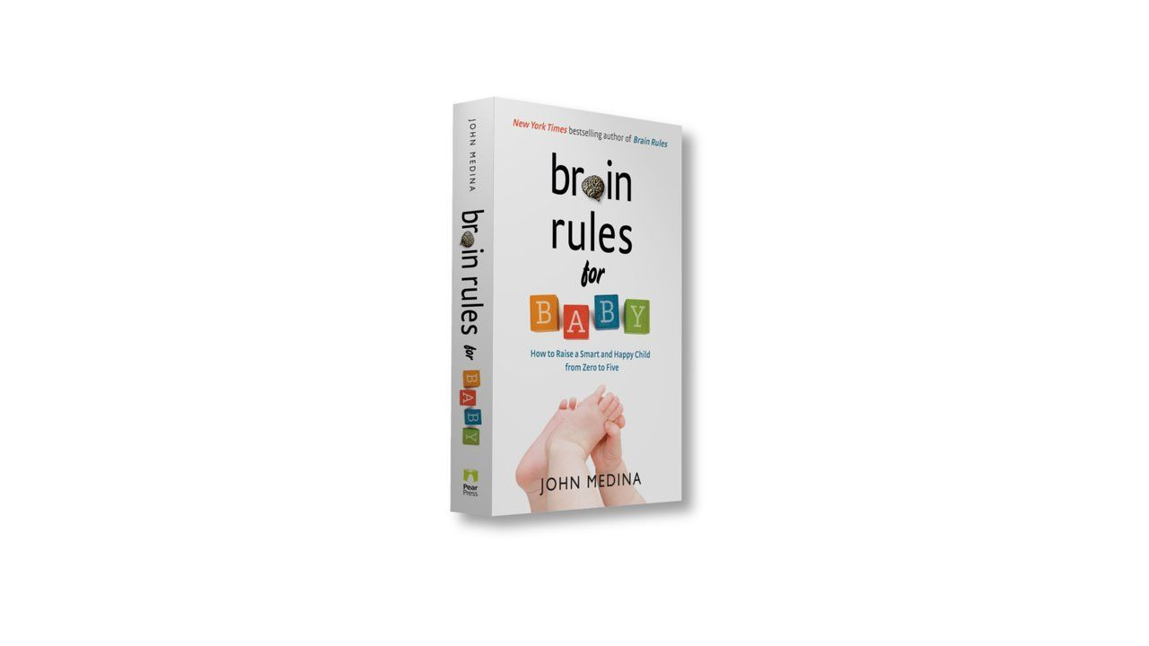 """Introduction to Brain Rules for Baby. John Medina is the author of """"Brain Rules for Baby: How to Raise a Smart and Happy Child from Zero to ..."""
