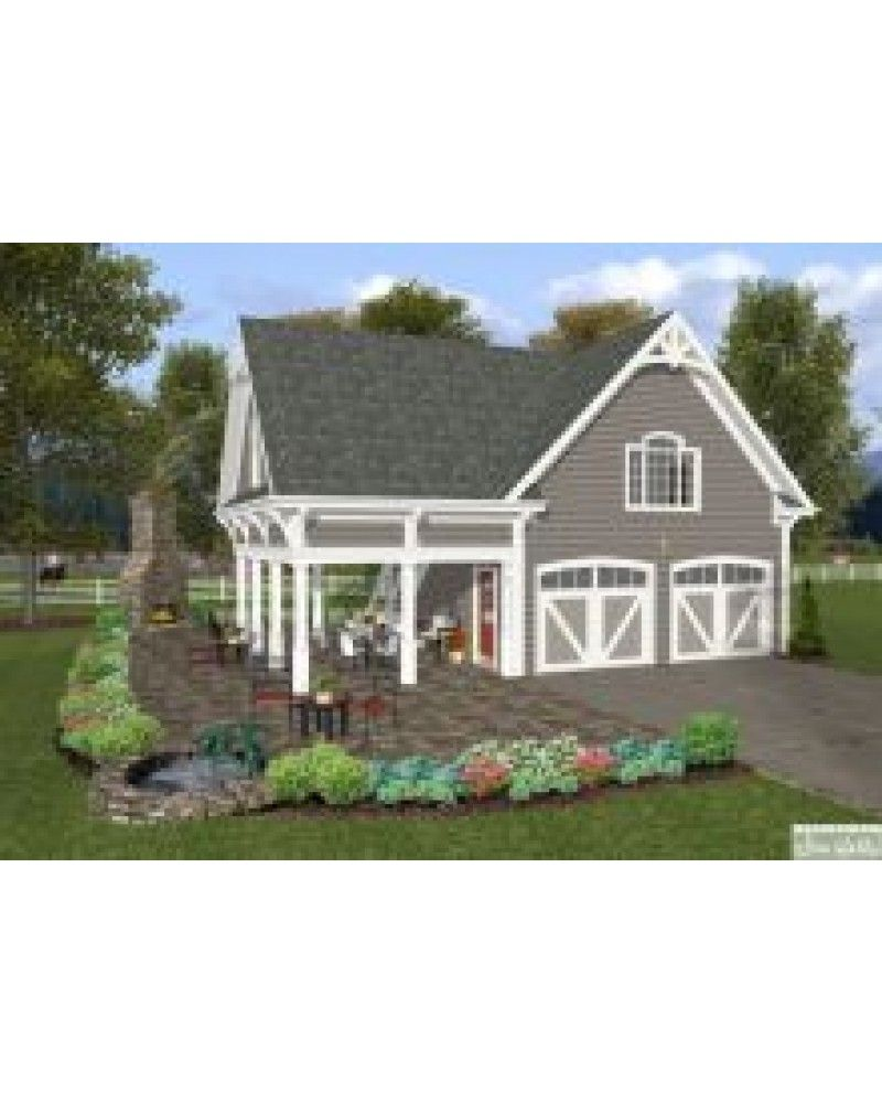 Amazingplans Com Garage Plan Aps0704: APS0704....someday I Will Add A Detached Garage To Our