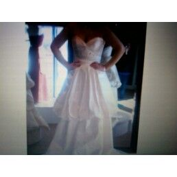 The day I bought my dress!