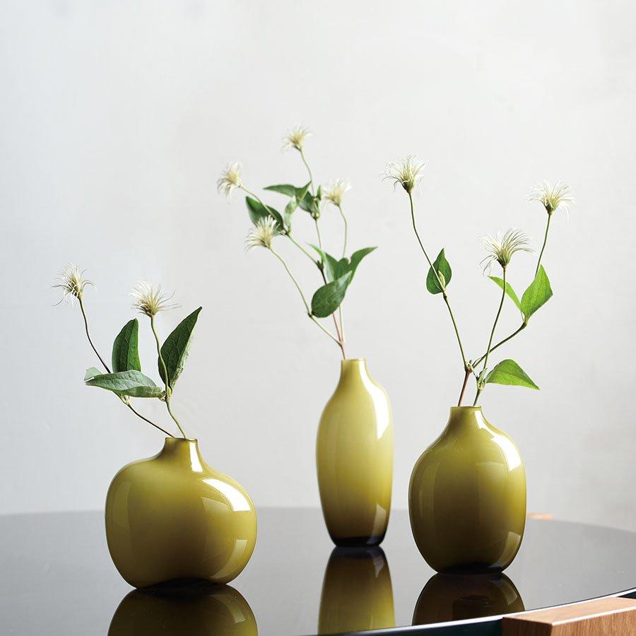 SACCO vase glass 03 – KINTO USA, Inc