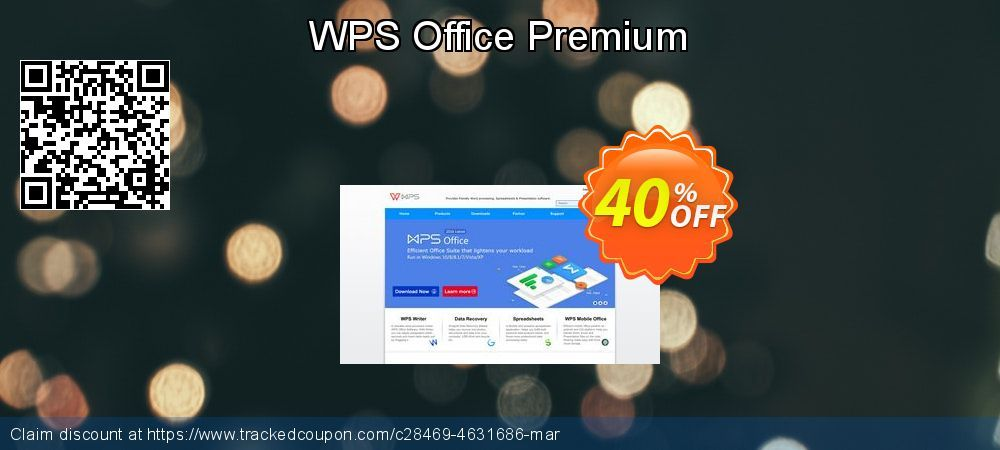 Wps Office Premium 1 Year Promo Coupon
