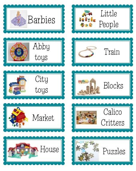 Toy bin labels that are personalized for your kidsu0027 toys. BumbleBaby Mommy Organization 2012  sc 1 st  Pinterest & Toy bin labels that are personalized for your kidsu0027 toys. BumbleBaby ...