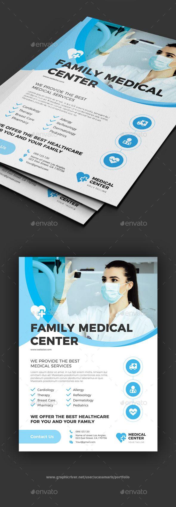 medical flyer flyers print templates flyer templats